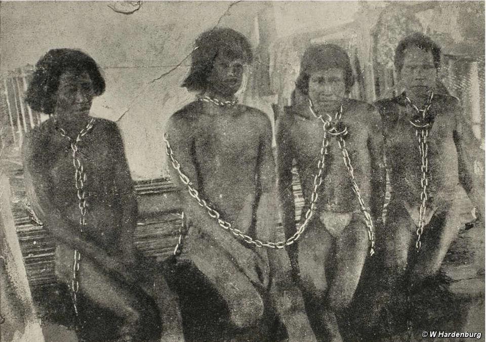 ¿Que les dijeron indios relamidos? Pffftttt, ¡llámenme cuando los tengan encadenados!
